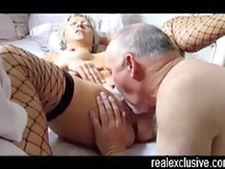licking my 37 years hot wife to an orgasm