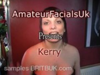 kerry uk milf cream paramour is the star of a