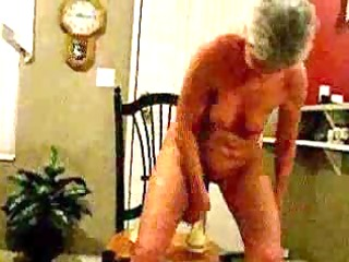 wicked aged woman have fun