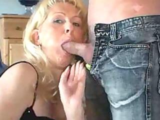 German Blonde Milf  Demilf.com