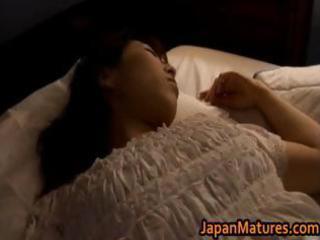 older japanese sweetheart gets fingered part4