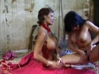 natural large boobed cowgirl milfs in lesbian act