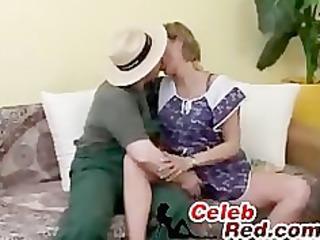 gardener copulates bored housewife