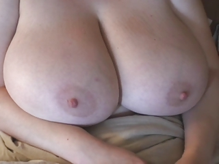 a redhead-bbw-milf with huge whoppers