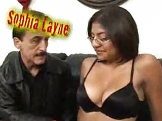Indian milf slut in glasses gets an anal fucking