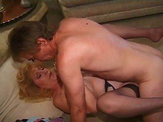 the granny always want to fuck with young cock