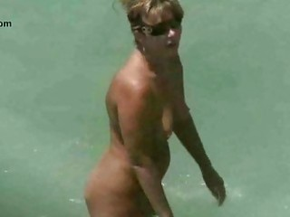 s garb beach mature voyeur