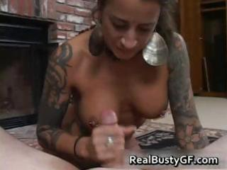 round bigtits tattooed mom fireplace part10