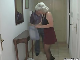 he is finds his gf in threesome with his parents