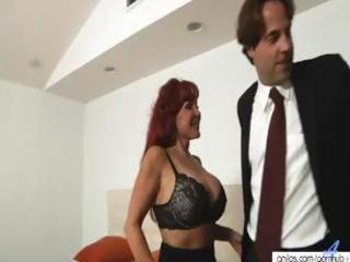 vanessa bella is a tasty mother i with a set of