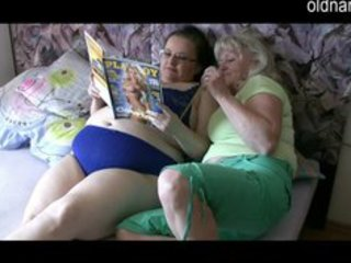 hot old aged lesbos
