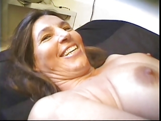 Hairy young mature has hardcore sex