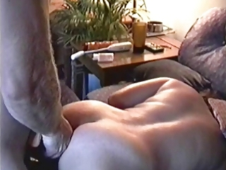 non-professional wife double penetration by