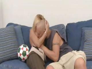 Soccer mom pounded
