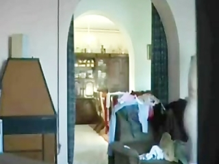 hidden webcam in my abode when my mommy was home
