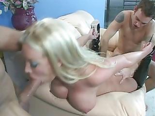 bridgette kerkove coarse double anal