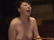 japanese older lady has sexy lesbo sex