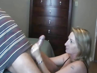 amateur aged blow job