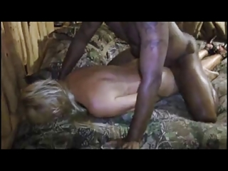 golden-haired wife drilled hard by bbc once more