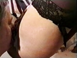 Cuckold husband eating cum from wifes pussy2