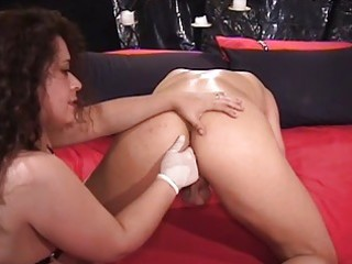 naughty mother i brunette fucking hunk with dong