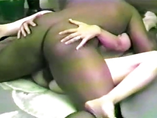 Cuckold husband helps please his wifes black