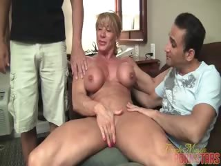 older muscle worship part 11