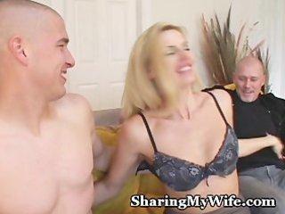 mature wife seeks youthful stud