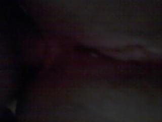 anal wife creampie closeup
