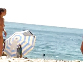 nudist beach perv 7 mother i stripping