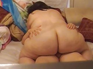 plumpluvs obese giant arse riding dick