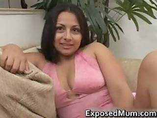 latina mommy tit fucks and pounded hard part1
