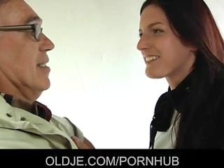 young girl fucks the oldje for discount