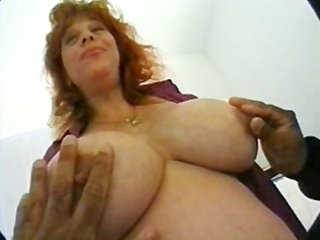 preggy mama with huge bra buddies in some