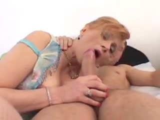 gorgeous, flawless older doxy gets drilled