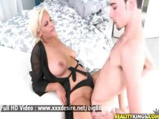 holly brooks - marvelous hot milf receives