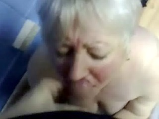 cumming in throat of my old aunt !!
