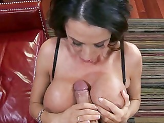 ariella ferrera gets an anal sex cream pie