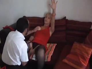 hot older coquette gives her cum-hole away for