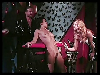 slavery chick teased and enticed
