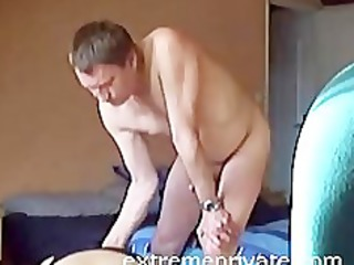 spying my big beautiful woman mum with the