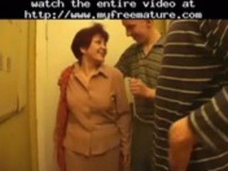 5 chaps and granny part 4 older mature porn