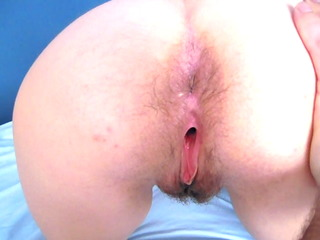 fucking my wife hairy pussy (doggystyle)