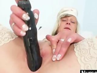 dirty nurse d like to fuck nada fucks herself