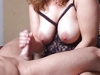 chubby and busty amateur mother i bonks with cook