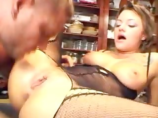 belladonna in a body stocking