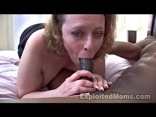 busty mama in dilettante interracial episode