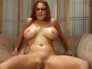 large zeppelins redhead milf fucked