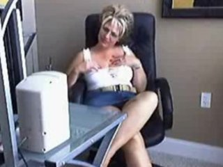 mrs jen : d like to fuck office play