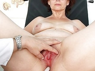 old ivana older fur pie speculum gyno